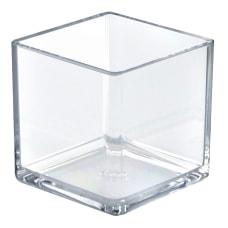 Azar Displays Cube Display Bins Small