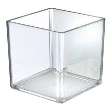 Azar Displays Cube Display Bins Medium
