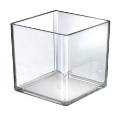 Azar Displays Deluxe Cube Bins Medium