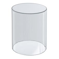 Azar Displays Acrylic Deluxe Display Cylinder