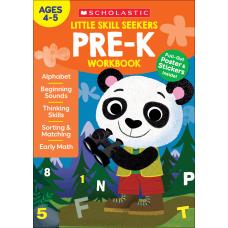Scholastic Little Skill Seekers Pre K