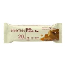 thinkTHIN High Protein Caramel Fudge Bars