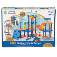 Learning Resources City Engineering Design 100
