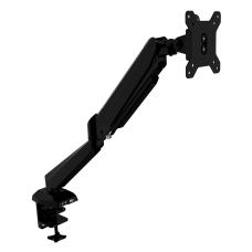 MegaMounts Adjustable Articulating Single Monitor Desk