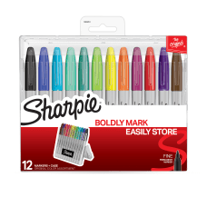 Sharpie Permanent Marker Hero Pack With