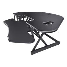 Lorell Corner Desk Riser 45 1316