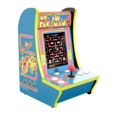 Arcade1Up Ms PAC MAN Countercade