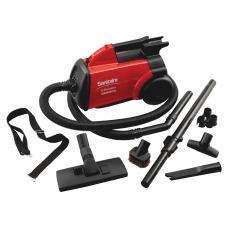 Eureka Sanitaire Commercial Canister Vacuum Red