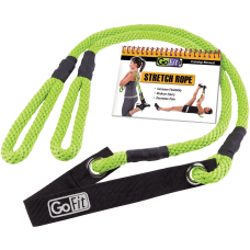 GoFit Stretch Rope 108 Length Green