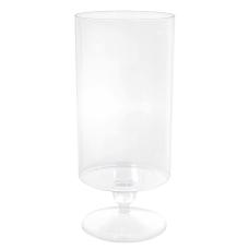 Amscan Tall Plastic Cylinder Jar 83