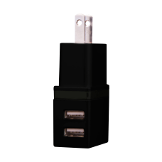 Duracell Dual USB Charger AC Black