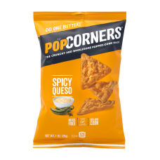 PopCorners Popped Corn Spicy Queso Snack