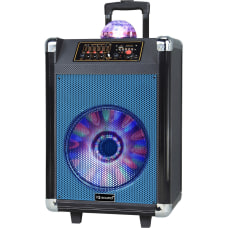 Supersonic 30 W RMS Portable Bluetooth