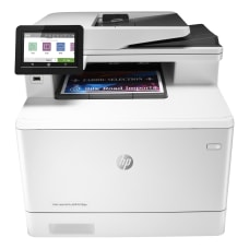 HP LaserJet Pro MFP M479fdw Wireless