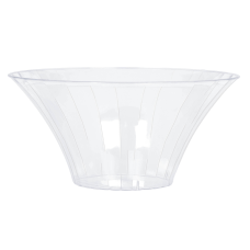 Amscan Flared Plastic Bowls 4 12