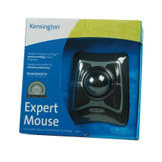 Kensington Expert Mouse Wired Trackball BlackGray