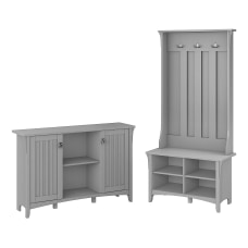 Bush Furniture Salinas Entryway Storage Set