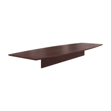 HON Preside Boat Shaped Conference Table