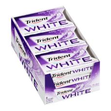 Trident Cool Rush White Sugarless Gum