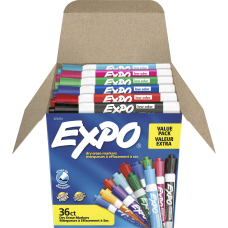 Expo Low Odor Dry Erase Chisel