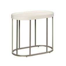 Sauder Manhattan Gate Oval Side Table