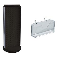 Azar Displays 20 Pocket Revolving Countertop