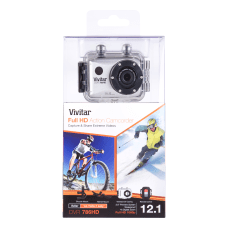 Vivitar ActionCam 121 Megapixel HD Digital