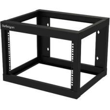 StarTechcom 6U Wall mount Rack Open