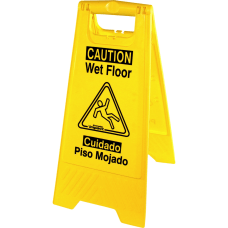 Genuine Joe Universal Graphic Wet Floor