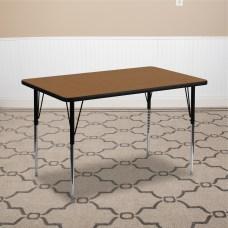 Flash Furniture 48 W Rectangular Thermal