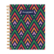 TF Publishing DailyMonthly Luxe Planner 7