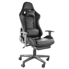 GameFitz Ergonomic Faux Leather Gaming Chair
