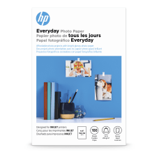 HP Everyday Photo Paper for Inkjet