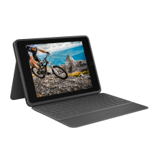 Logitech Rugged Folio Keyboard Case For