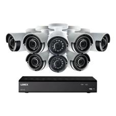 Lorex LHA21081TC8LC DVR cameras wired LAN