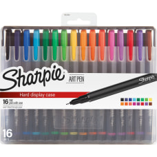 Sharpie Fine Point Art Pens Fine