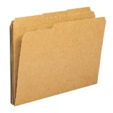 Office Depot File Folders 13 Cut