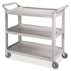 Impact Products 3 Shelf Bussing Cart