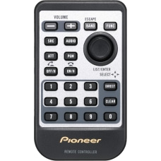Pioneer Device Remote Control For Car