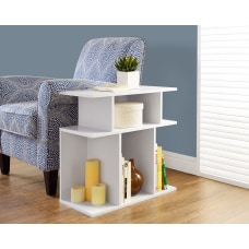 Monarch Specialties Accent Table With Open