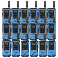 Motorola TalkAbout T100 Radios Blue Pack