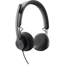 Logitech Zone Wired Headset on ear