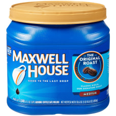 Maxwell House Ground Coffee Medium Roast