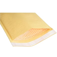 SKILCRAFT Kraft Lightweight Cushioned Mailers 7