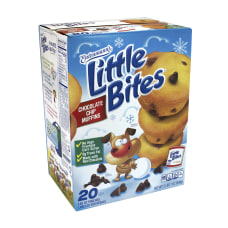 Entenmanns Little Bites Chocolate Chip Muffins