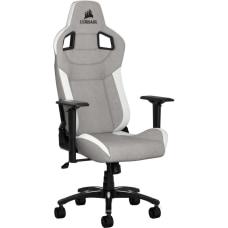 Corsair T3 RUSH Gaming Chair GrayWhite