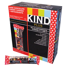 KIND Snack Bars Dark Chocolate Cherry
