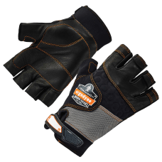 Ergodyne ProFlex 901 Half Finger Leather