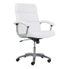 HON Traction Modern Bonded Leather Executive