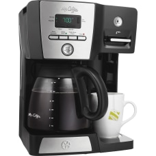 Mr Coffee Versatile Brew 12 Cup